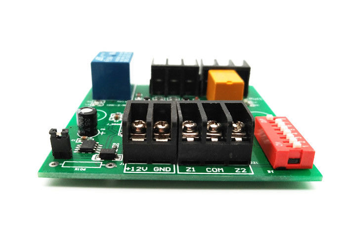 Light Linkage Relay Module NO NC Output DC 12 - 24V Control LED Electric Map