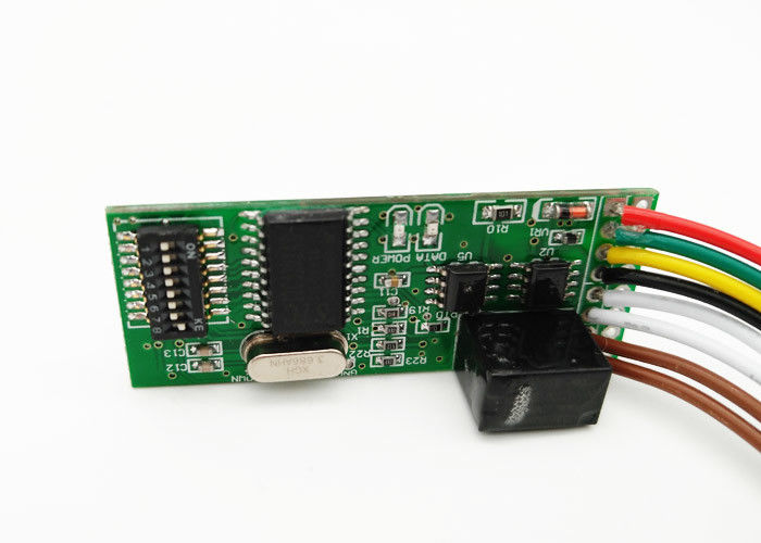 With Output Security Network Alarm System Single Zone RS485 Bus Address Module